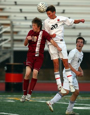 EPHS Varsity Boys Soccer vs Lakeville South (Sept 25, 2008)