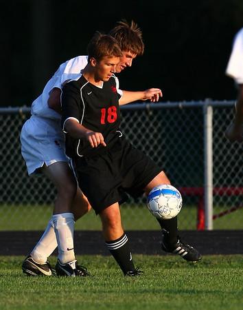 2008 Eden Prairie High School Varsity Boys Soccer