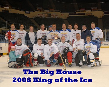 2008 FDNY King of the Ice Championship Game