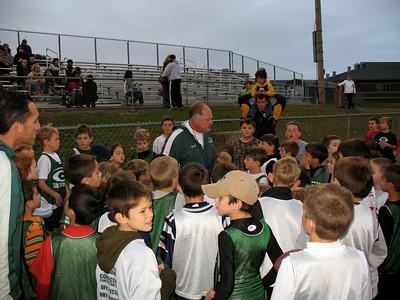 2008. Flag Football.