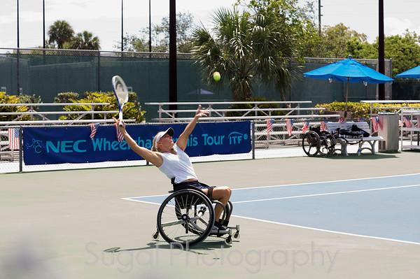 2008 Florida International Wheelchair Tennis Open Tournament