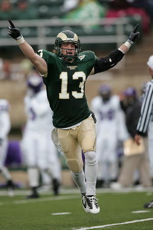 CSU vs. TCU Football 2008
