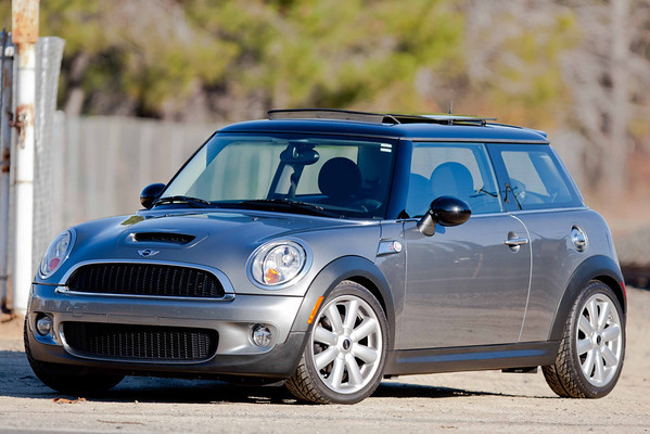 2008 Lowered Mini Cooper - 300mm lens