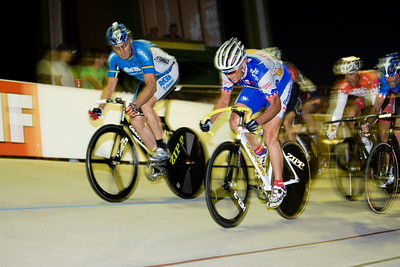 2008 Masters Track Nationals Men 55-59 Points Race