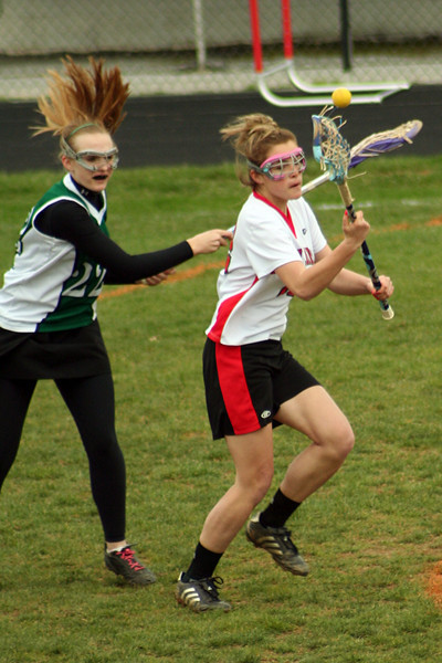 North Carroll Girls JV Lax vs Century