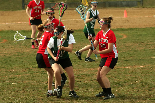 North Carroll Girls JV Lax 2 Team Scrimmage