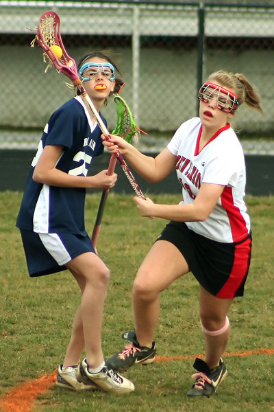 North Carroll Girls JV Lax vs Belair