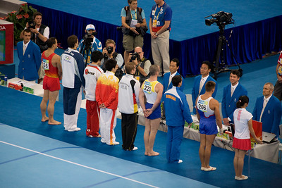 2008 Olympic Gymnastics (Finals)