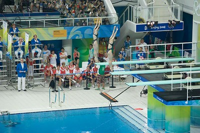 2008 Olympic Women's Diving