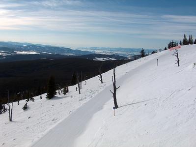 2008 Skiing Mt Baldy
