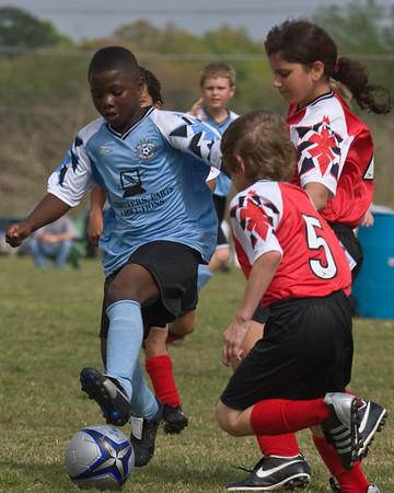 2008 Spring Soccer