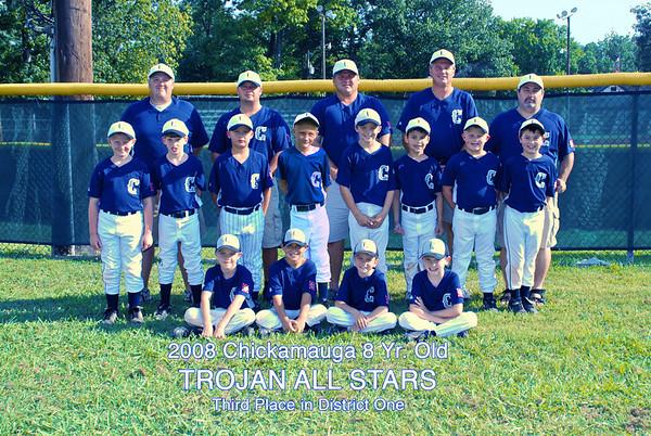 2008 Trojan All Stars