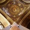 State Capitol vestibule ceiling