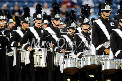 8/28/2008 Mike Orazzi | The Bristol Press The Uconn marching band during a 35-3 win over Hofstra at Rentschler Field on Thursday, August 28, 2008.