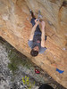 Steve Kassar on Twisted Horizons 22 at Cut Lunch Wall