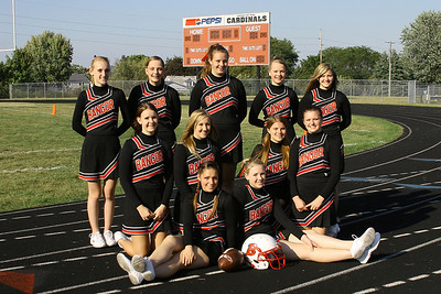 BaHS Athletics 2008-09