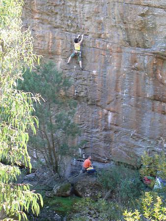 2008.09.27-28 The Ravine & Mount of Olives