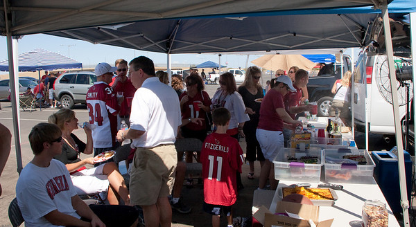 2009-09-13 AZ Cardinals vs SF 49ers and Tailgate