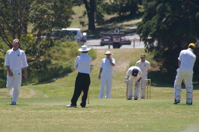 Peter Damyon<br /> A Turf v Tooronga Districts<br /> 8/11/2009
