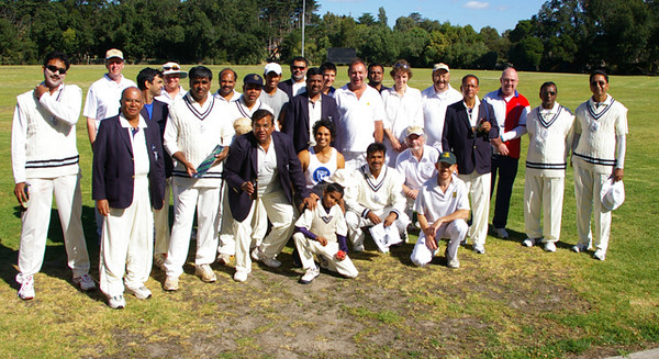 Taverners v Visiting Indian team