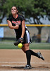 #17 Emily Jeffery, starting pitcher