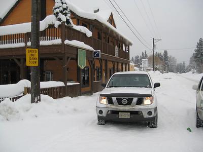 2009 Big White Tubing