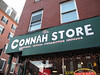 The 'Connah' Store in the North End.