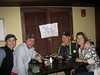 Me, Meg, Brad, and Patti and Jury's in Boston.