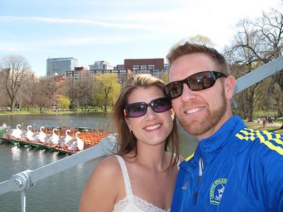 2009 Boston Marathon Weekend