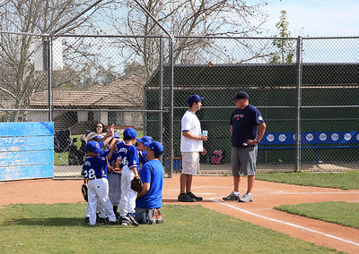 2009 Cub's 2nd Game