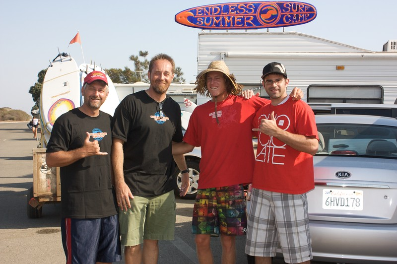 2009 Endless Summer Surfcamp