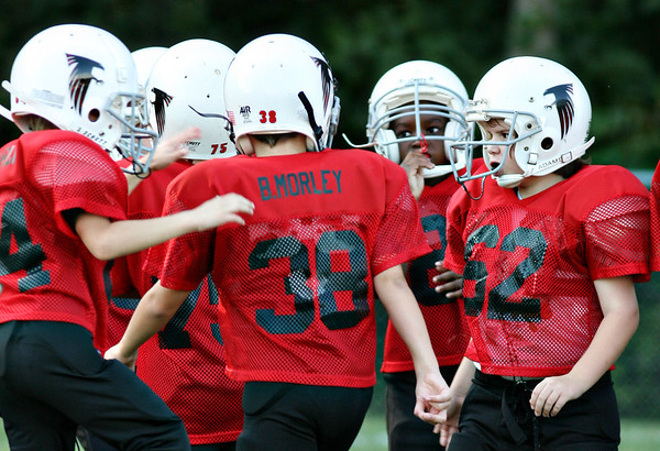 2009 Falcons Pee Wee