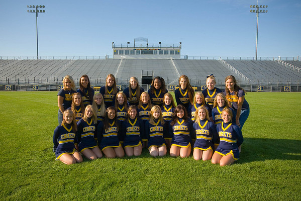 2009 Grand Ledge Cheer