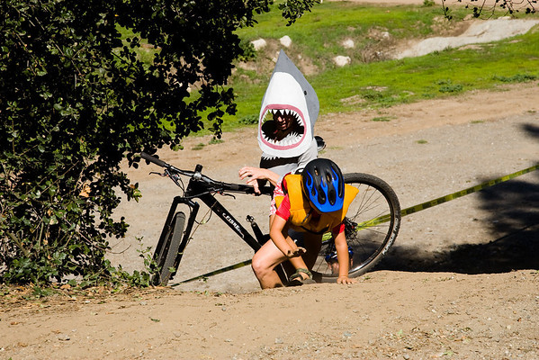2009 Halloween Surf City Cyclo-X Costume