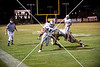 August 25, 2009 East Paulding Raiders vs Rome Wolves (25-22)
