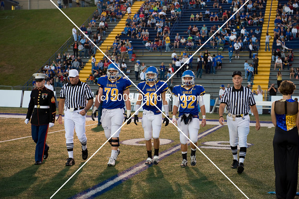 East Paulding Raiders played the Etowah Eagles at Etowah.  This is the second game they lost for the season putting them 3-2.
