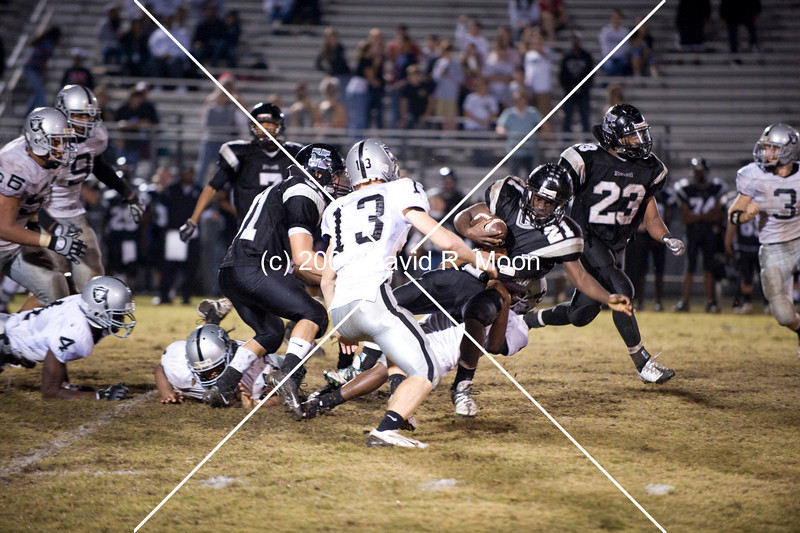 East Paulding Raiders faced Kennesaw Mustangs at Kennesaw.