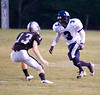 Sept 25, 2009 - Marietta Blue Devils vs East Paulding Raiders