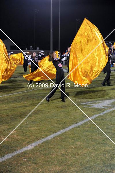 Sept 25, 2009 - Marietta Blue Devils vs East Paulding Raiders