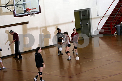 2009 High School Volleyball