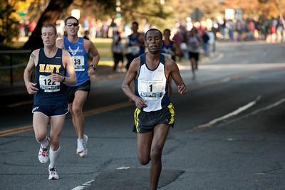 1 RETTA FEYISSA - Ethiopia - won the Marine Corps Marathon in 2004 12 COREY DUGUETTE - Seattle WA