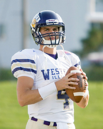 2009 - Matt Barr QB for Western Illinois 9-12
