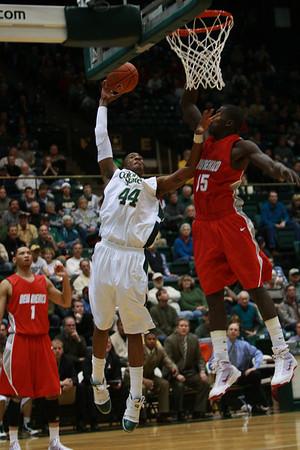 CSU vs. NM Men's BB 2010