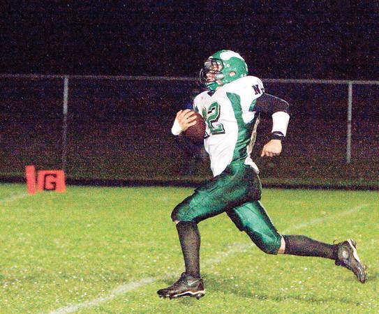 2009 - North Boone HS vs. Marengo FB 10-2