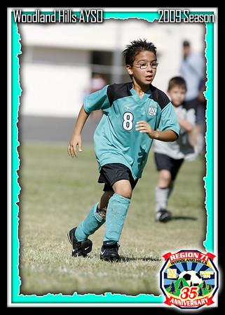 2009 Kids' AYSO Soccer