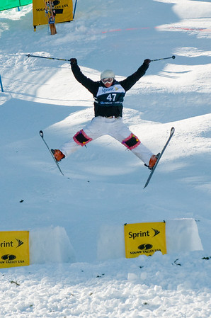 2009 National Freestyle Mogul Championships - Squaw Valley