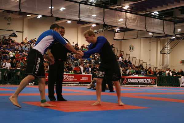 2009 Pan No Gi Tourney