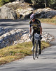 Sean Doherty, 14, of Center Conway, NH, competes in The Toughest Two bike race, on the Mt. Washington Auto Road, on Saturday, Nov 7th. The race was the 1st stage of the 3 stage Porky Gulch Classic, two day event put on by Great Glen Trails, of Gorham, NH