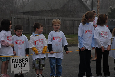 Sea Side Shuffle Kids Run