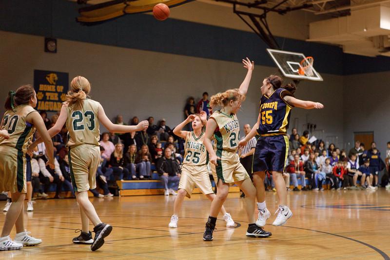 St Joseph 8th Grade Basketball Team, Janaury 2009 (25 of 74)